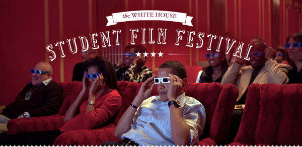 2:30pm ET: Student filmmaker arrivals with hosts Bill Nye and Neil deGrasse Tyson 3:30pm ET: President Obama hosts students, parents, and teachers at the first-ever White House Student Film Festival