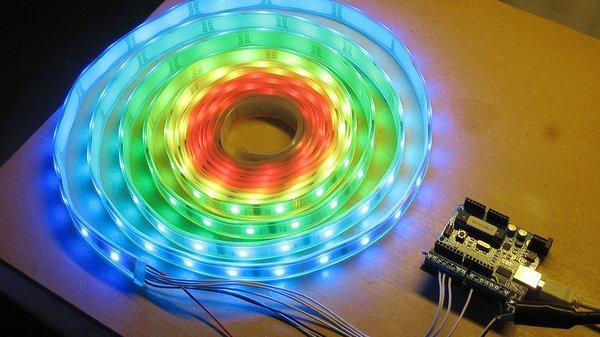 LED Programming