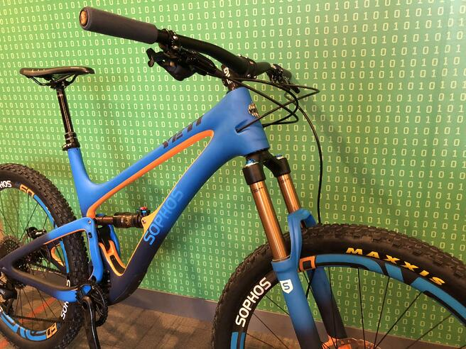 Sophos Synchronized Security Bike