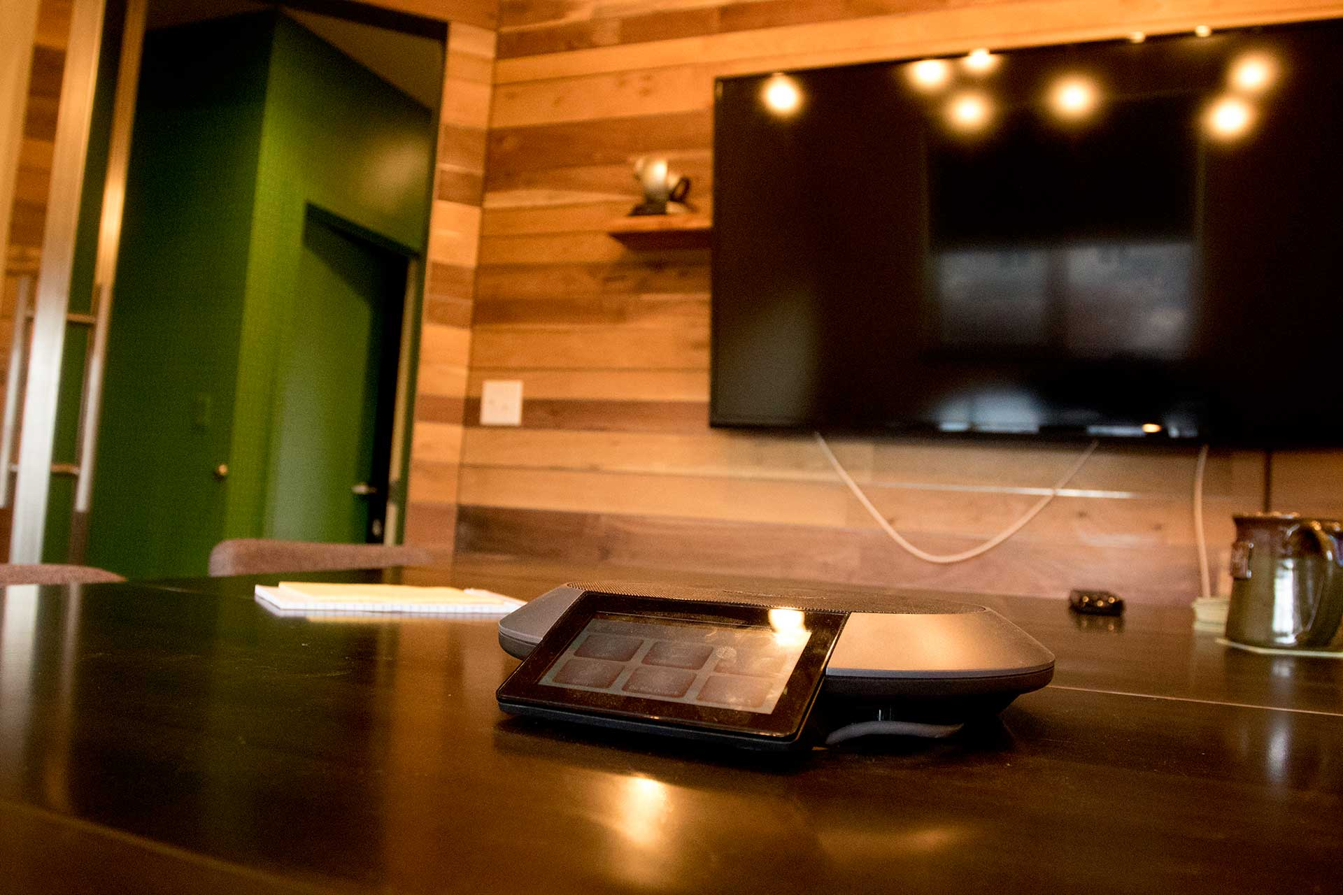 Pine Cove Consulting's Video Conferencing Equipment