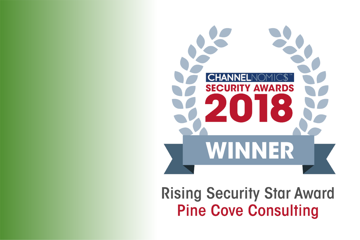 Pine Cove Rising Security Star Award