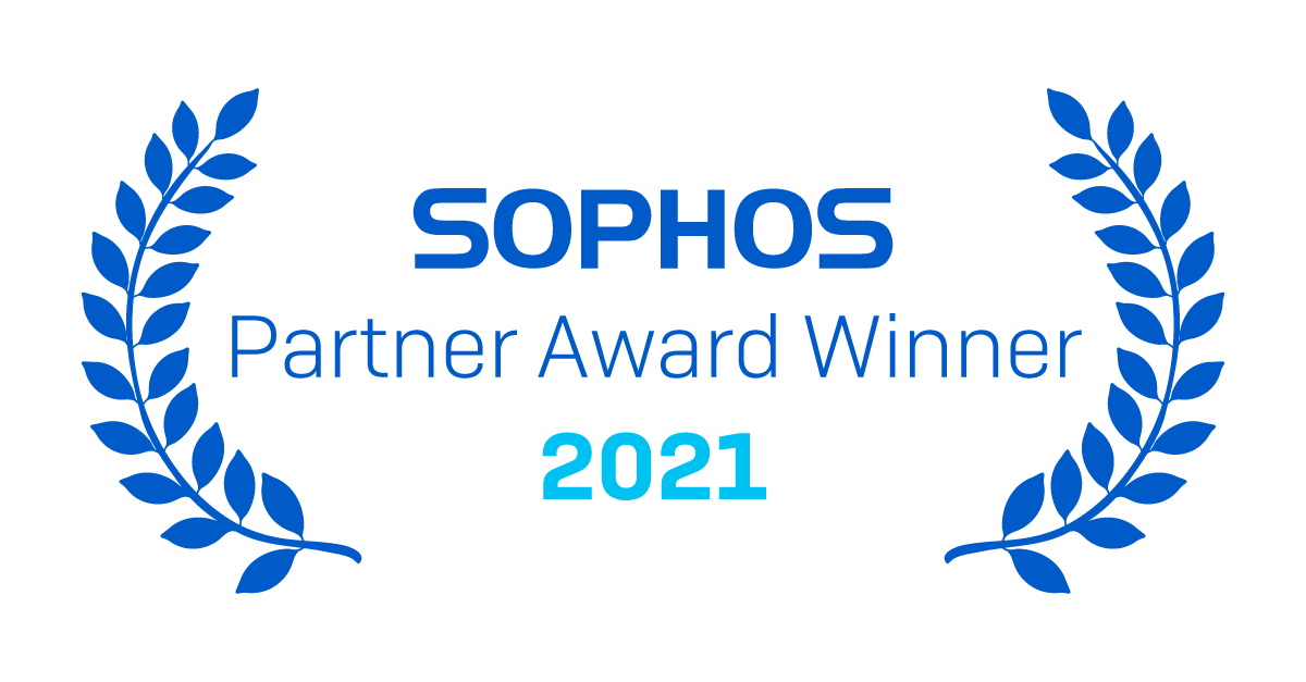 Pine Cove Earns Sophos Partner of the Year Award